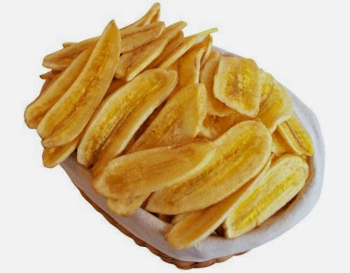 Keripik adalah makanan ringan tradisional atau cemilan tradisional yang terbuat dari buah Cara Membuat Keripik Pisang Renyah Gurih