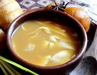 Resep Minuman Tradisional kali ini merupakan minuman hangat yang cocok di sajikan pada ma Resep Bajigur Minuman Tradisional Hangat